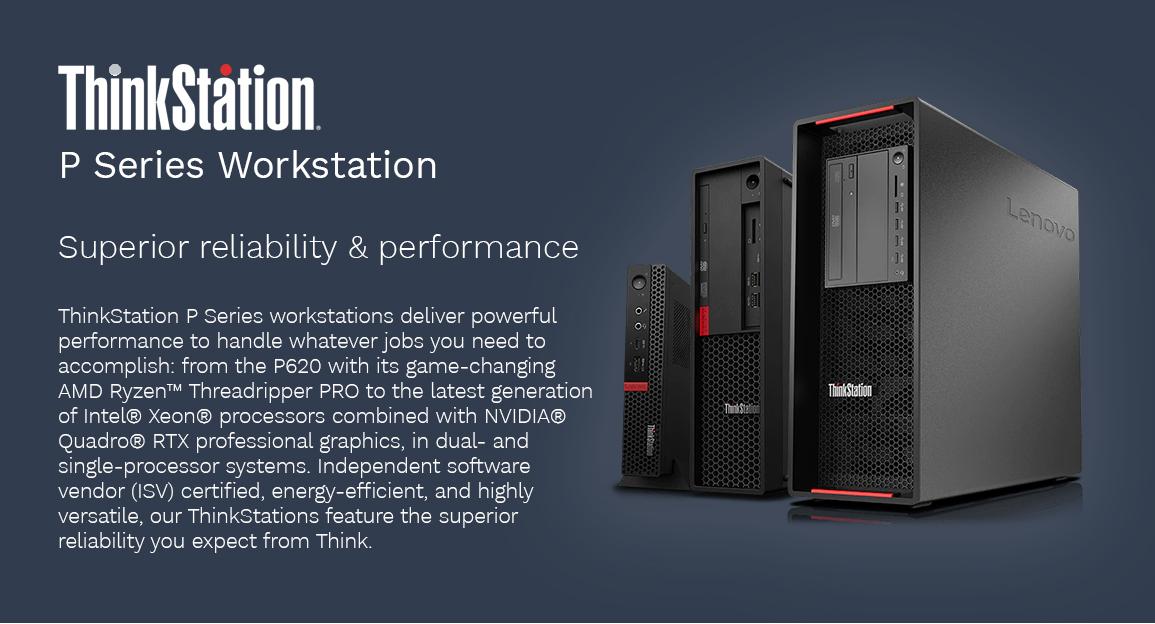 ThinkStation P seires Workstation