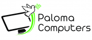 Paloma Computers logo